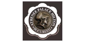 Logo – Athénée Palace Hilton București