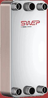 Schimbător de căldură SWEP DP400