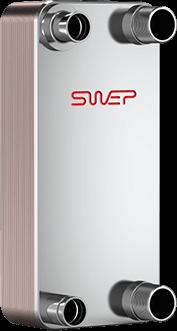 Schimbător de căldură SWEP V200T